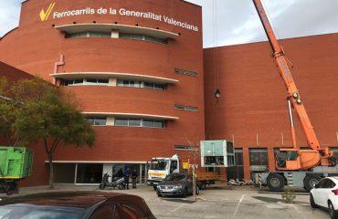 FGV Desinstalación de equipos y residuos