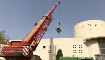Union Met Desinstalación de equipos y gestión de residuos