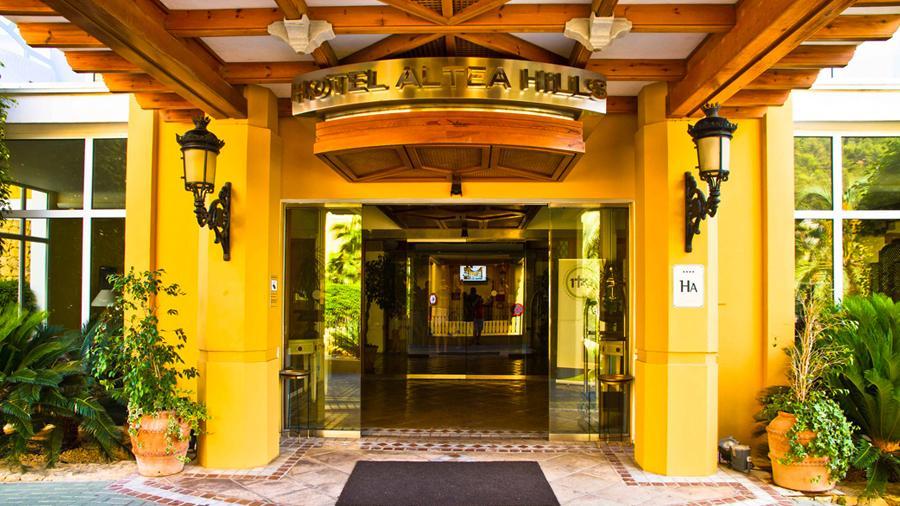 hotel altea hills Union Met